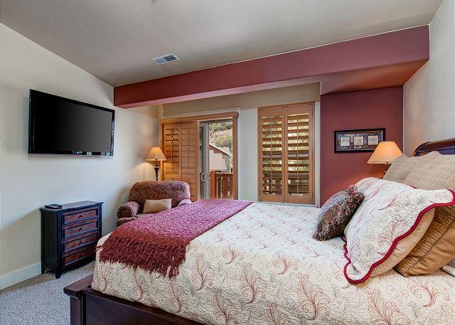 Bear Hollow Village 5431 - Park City, UT - Upstairs Master Bedro