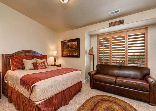 Bear Hollow Village 5431 - Park City, UT - Upstairs Bedroom