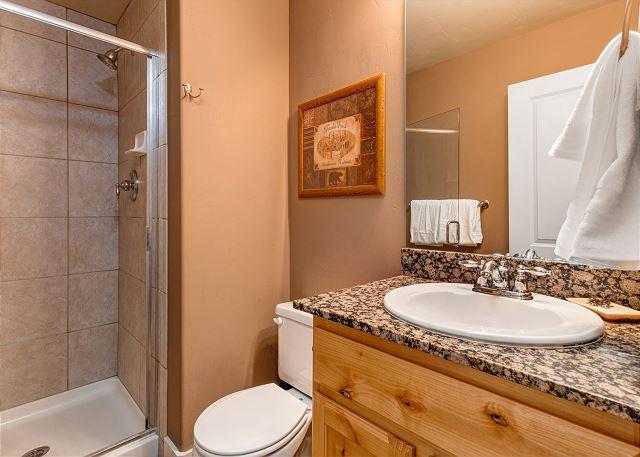 Bear Hollow Village 5431 - Park City, UT - Lower Level Bathroom