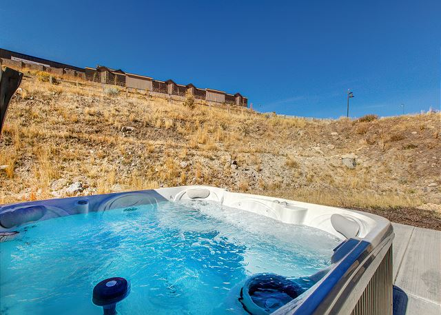 Wasatch Springs 1123 -Private Hot Tub