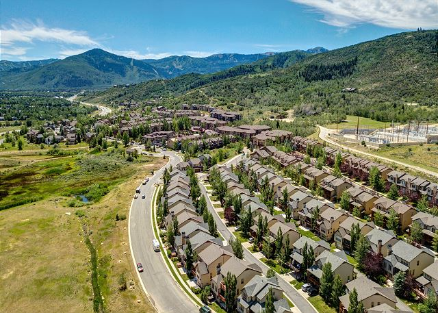 Bear Hollow Village, Park City, UT