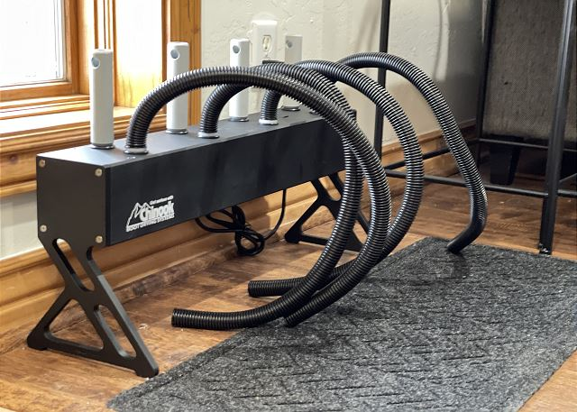 Professional Glove and Boot Dryer