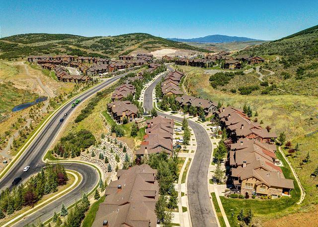 Black Rock Ridge - Par City Area, Utah