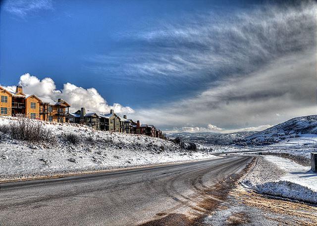 Black Rock Ridge - Park City Area, Utah