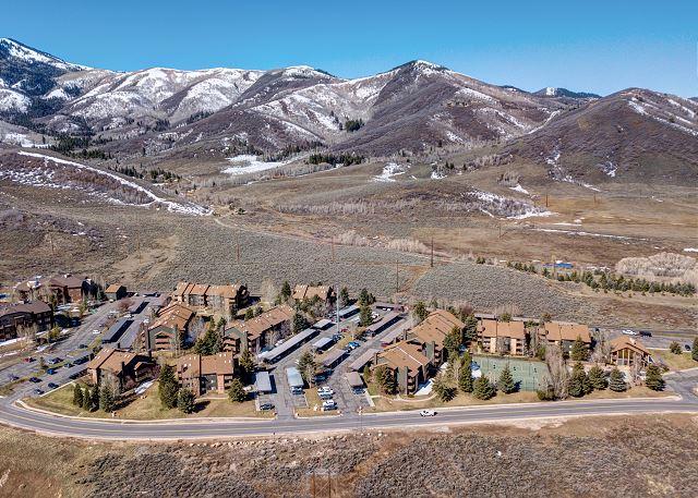 Powderwood Condos - Park City, Utah