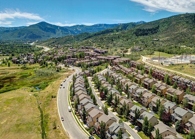 Bear Hollow Park City Utah