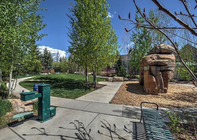 Prospector Park, Park City, UT