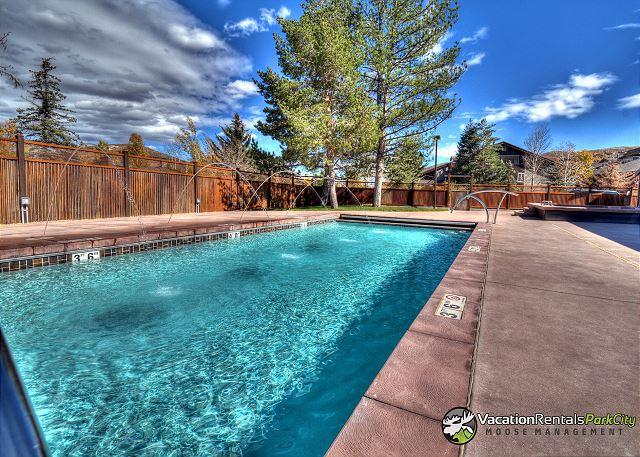 NEW Pool - open summer