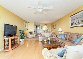 St. Augustine Condominium rental - Interior Photo - Vacation in ocean view luxury at Sea Haven 112