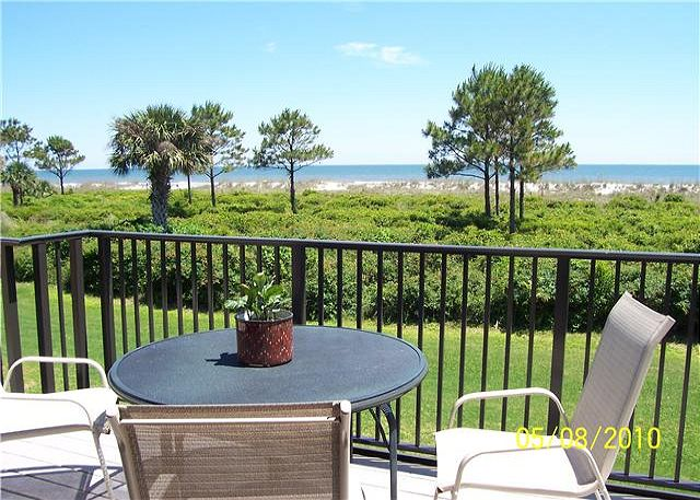 #4 Hilton Head Beach Villa (WBV004)- 37 South Forest Beach Drive