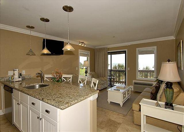 Ocean Dunes Villas - 43 South Forest Beach Drive - WOD305 : Hilton Head Vacations