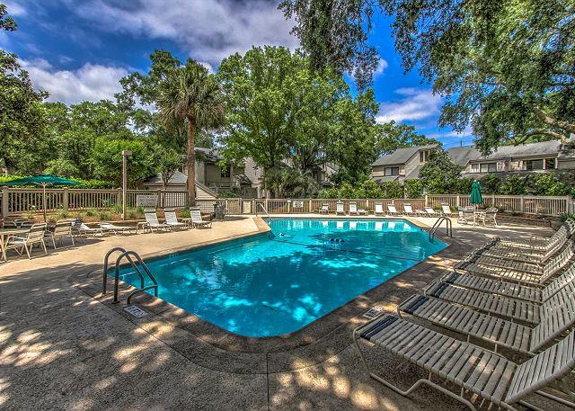 Twin Oaks Pool