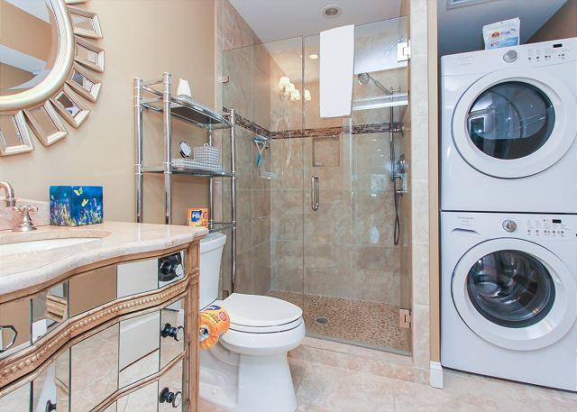 Guest Bath Full & Laundry