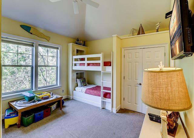 2nd Floor Bunk Suite