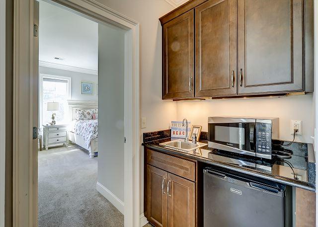 2nd Floor Mini Kitchen