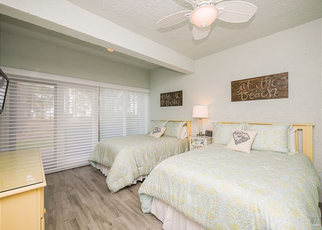 1st Floor Guest Suite - 2 Doubles