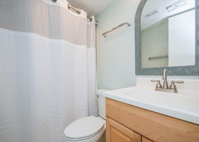 1st Floor Hall Full Bathroom