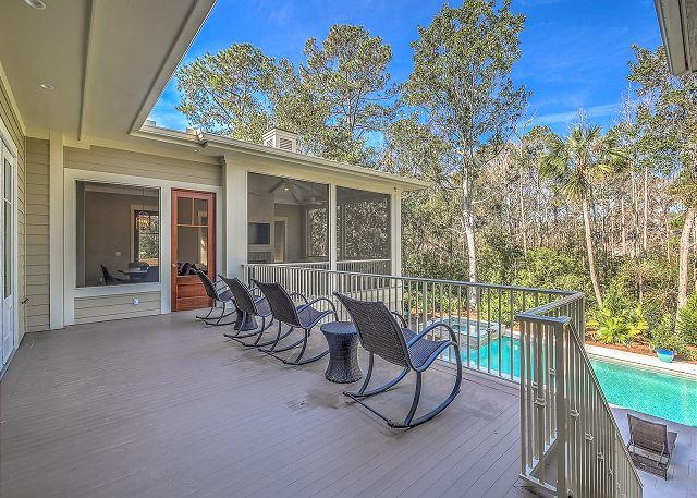 Porch Off Living Area
