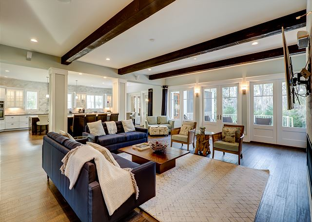 1st Floor Main Living Area