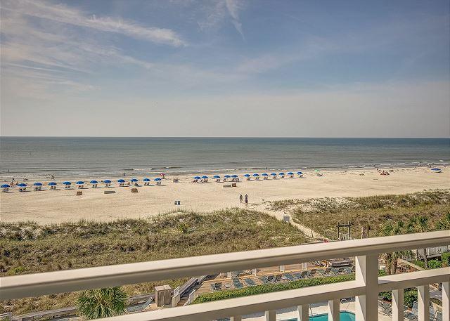 Direct Oceanfront View