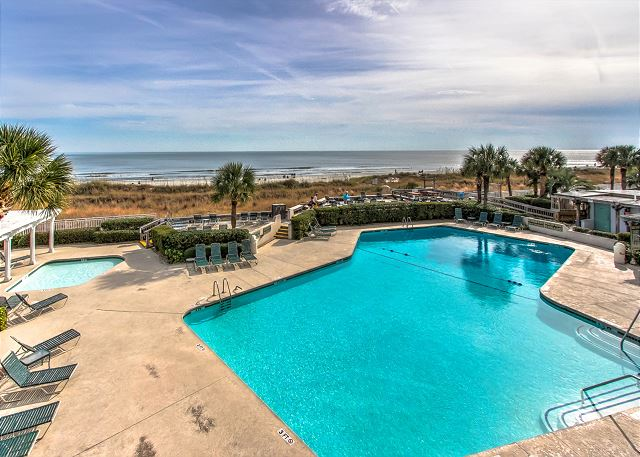 Access to SeaCrest Pool & Kiddy Pool