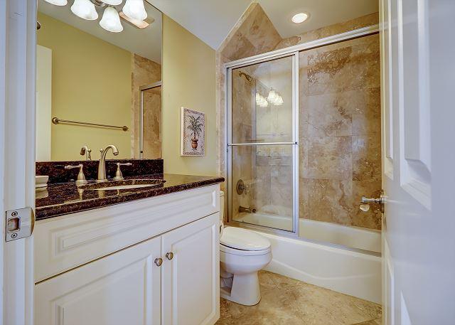 3rd Floor Master Suite Full Bathroom