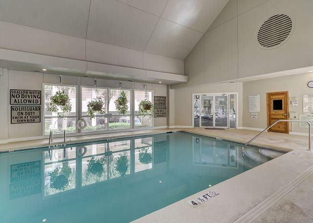 Villamare Indoor Pool