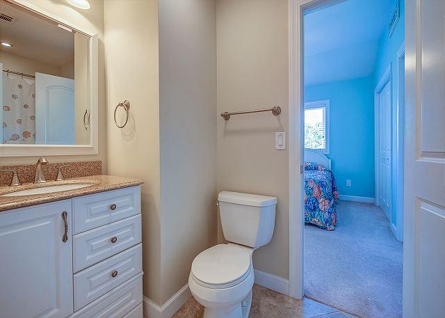 2nd Floor Jack and Jill Bathroom