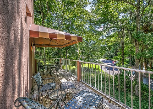 Outside Deck/View