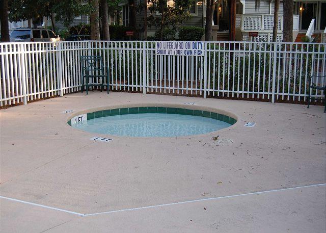 Kiddy Pool area