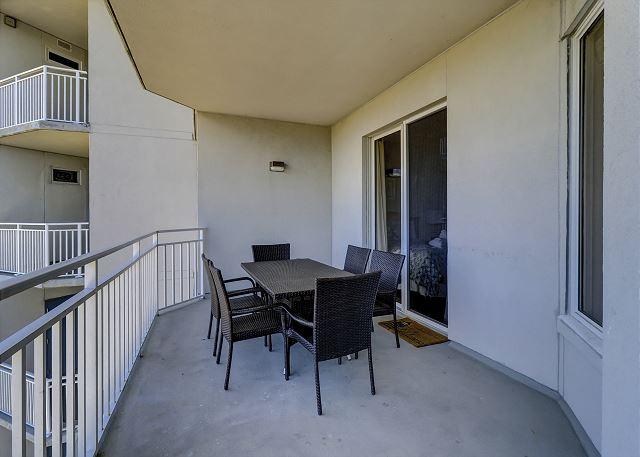 Living Area Patio