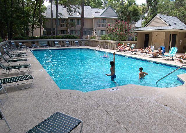 Beachwalk Pool Area
