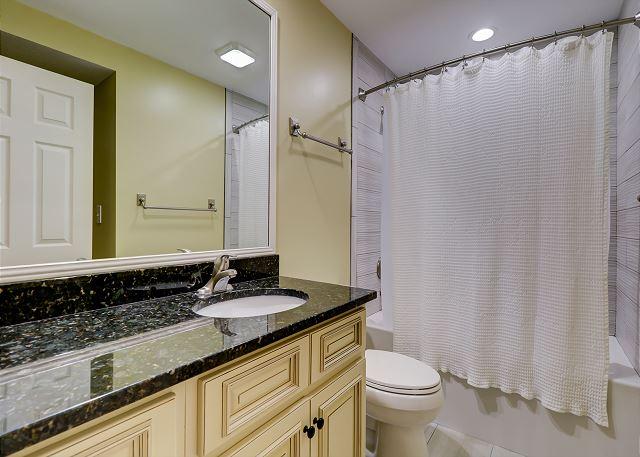 Full Hall Guest Bathroom