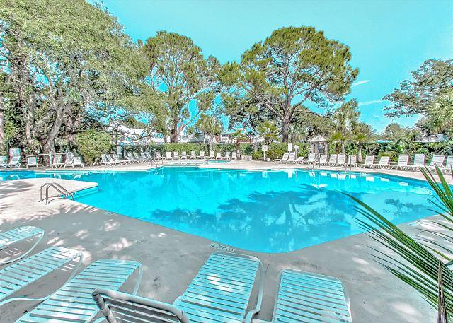South Beach Marina Pool