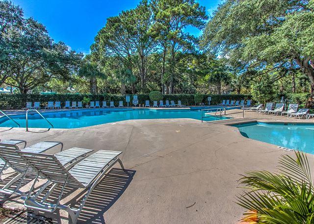 South Beach Marina Community Pools