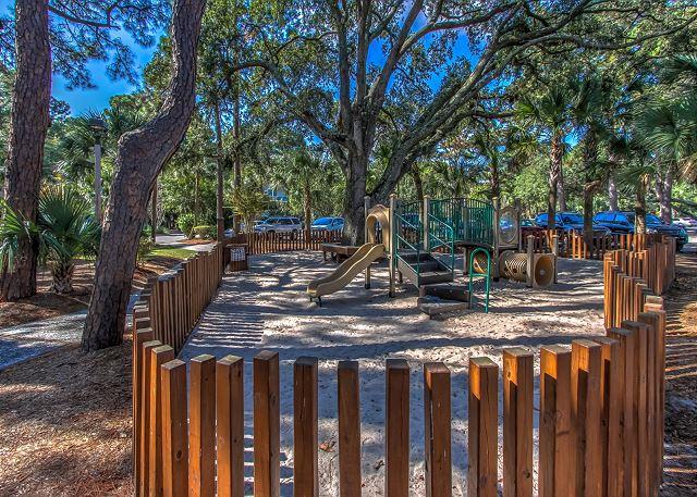 South Beach Marina Play Ground