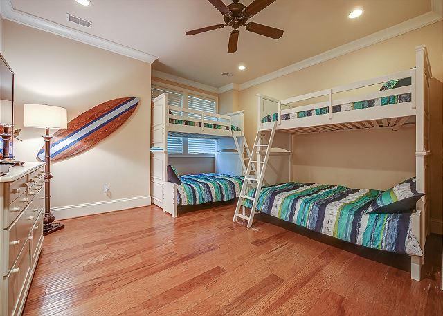 3rd Floor Bunk Bedroom