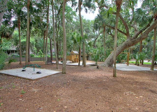 Greenwood Forest Playground