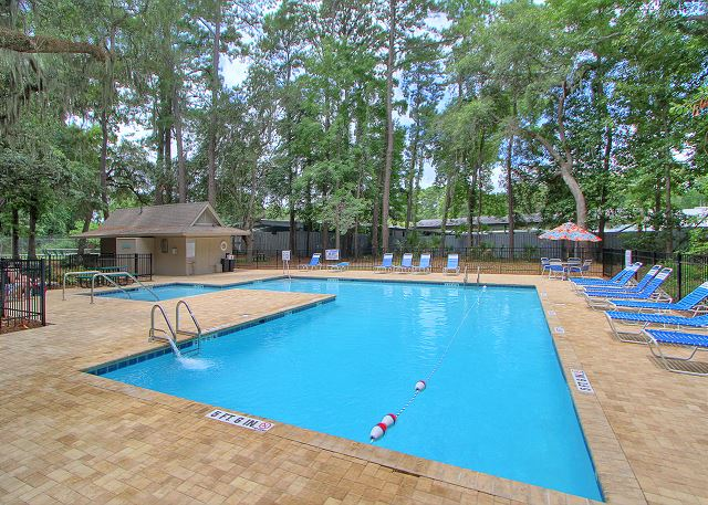 Greenwood Forest Pool