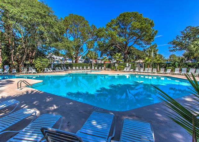 Beach Marina Community Pool