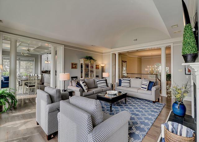 2nd Floor Main Living Area