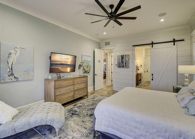 King Master Bedroom Suite