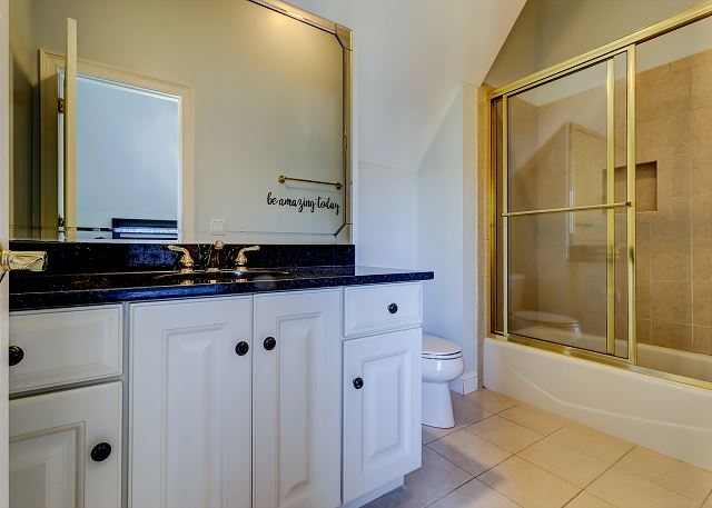 3rd Floor Guest Sutie Full Bathroom