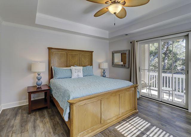 Upper Level King Bedroom Suite