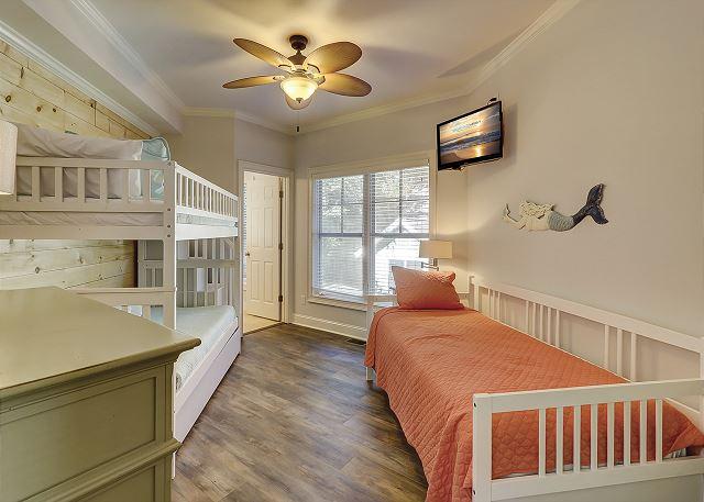 Lower Level Bunk Bedroom