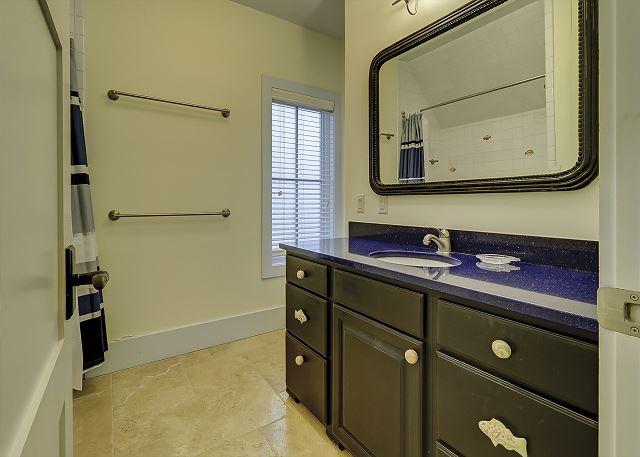 Guest Bunk Suite Full Bathroom