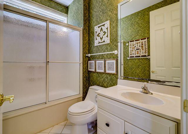 1st Floor Full Hall Bathroom