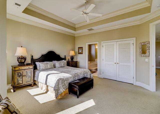 3rd Floor King Suite