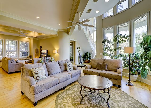 Double Living Area