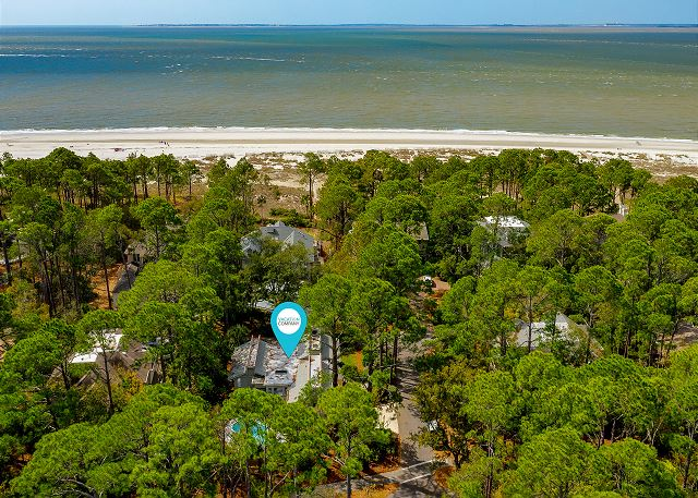 Property Location to Beach